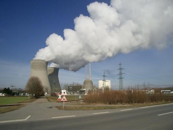 Атомная энергетика Германии. АЭС Гундремминген. Фото