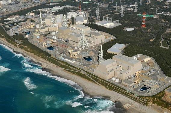 АЭС Хамаока. Япония. Фото