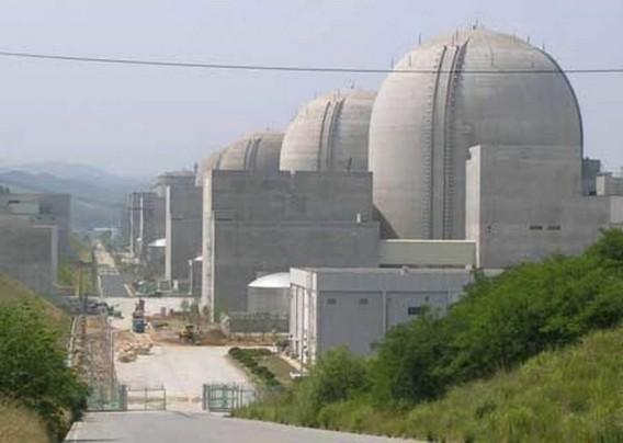 АЭС Hanul Южная Корея. Фото