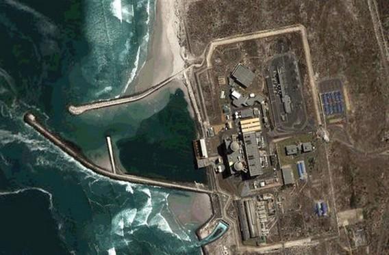 АЭС Koeberg ЮАР Африка. Фото