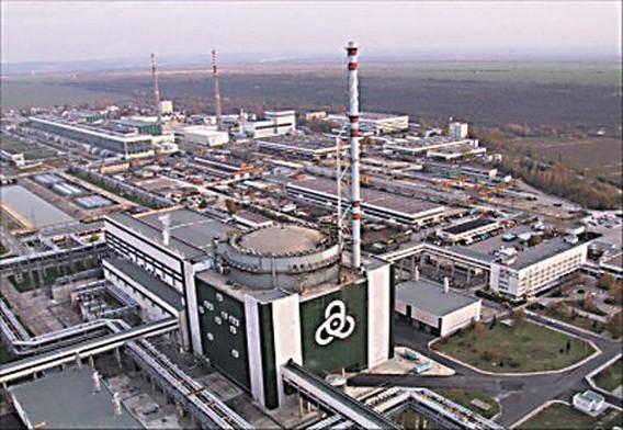 АЭС Козлодуй Болгария. Фото