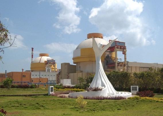 АЭС Куданкулам. Фото