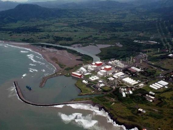 АЭС Лагуна-Верде Мексика. Фото
