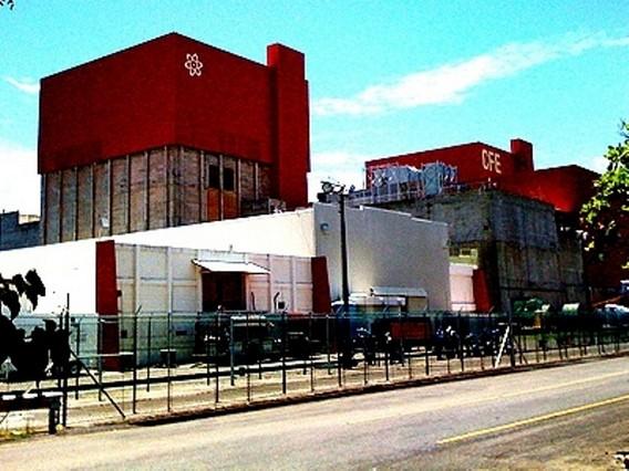 АЭС Лагуна-Верде в Мексике. Фото