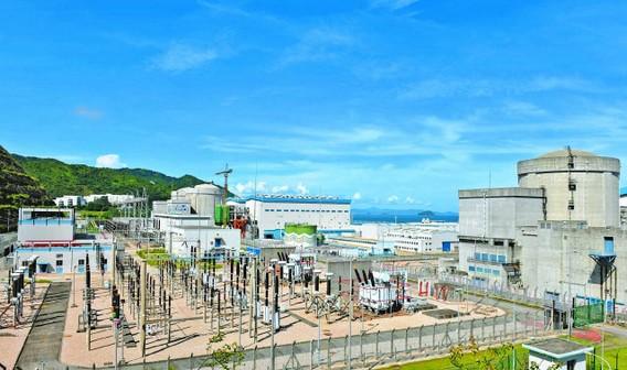 АЭС Линьао - одна из крупнейших атомных станций Китая