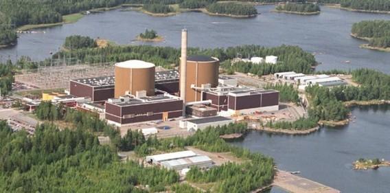 АЭС Ловииса Финляндия. Фото