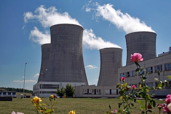 АЭС Моховце Словакия. Фото
