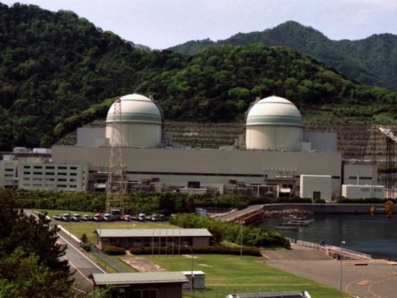 АЭС Ои. Япония. Фото