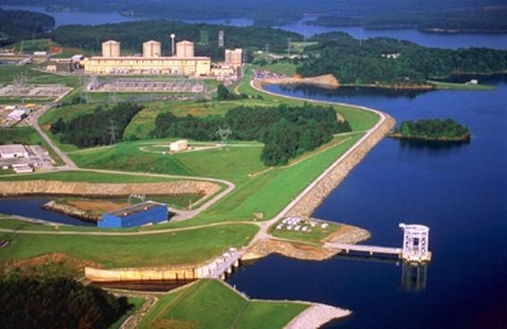 АЭС Окони в США. Фото