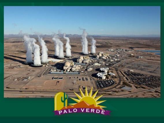 АЭС Пало Верде. США. Фото