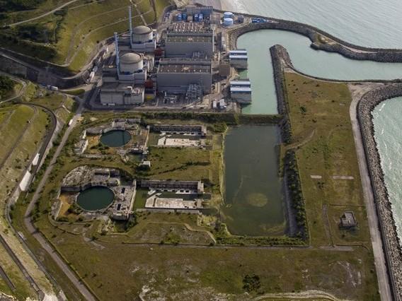 АЭС Пенли. Франция. Фото