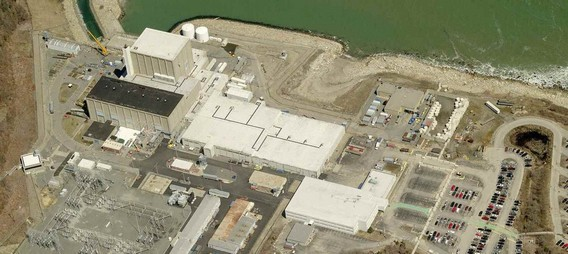 АЭС Пилигрим. США. Фото