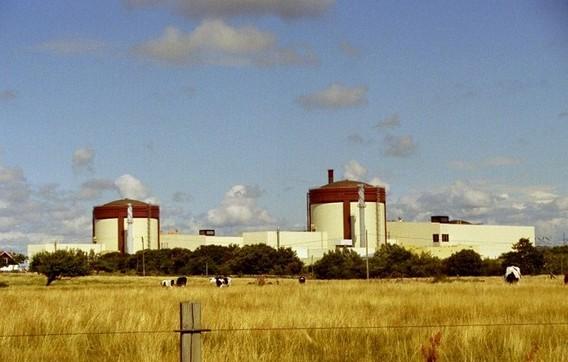 АЭС Ringhals Швеция. Фото