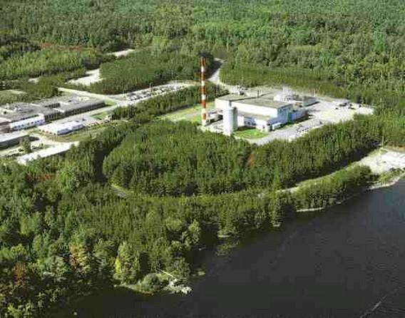 АЭС Ролфтон - первая АЭС Канады