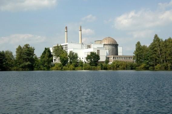 АЭС SCK CEN. Реактор BR3. Бельгия. Фото