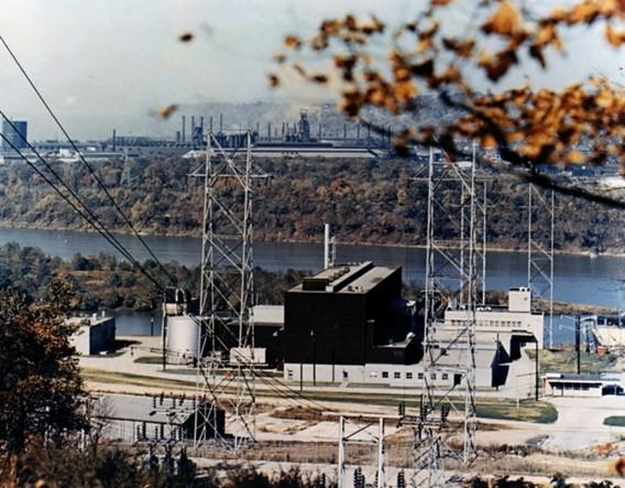 АЭС Шиппингпорт США Фото
