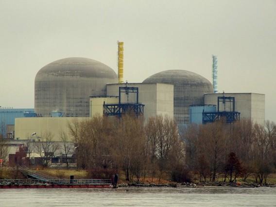 АЭС Сент Альбан. Франция. Фото