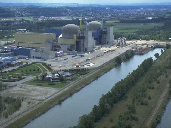 АЭС Сент Альбан. Франция