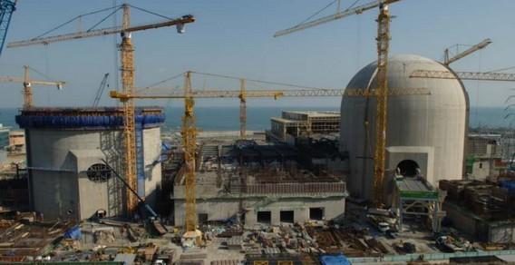 АЭС Син Вольсон Южная Корея Фото