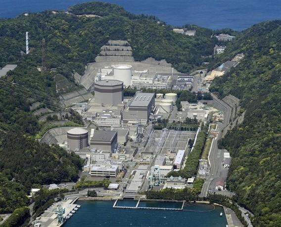 АЭС Цуруга. Япония. Фото