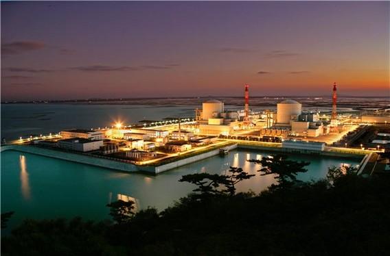 АЭС Тяньвань. Фото