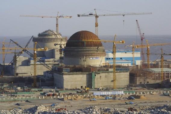 АЭС Тяньвань. Строительство. Фото