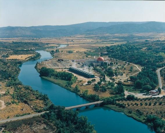 АЭС Ванделос второй реактор. Фото