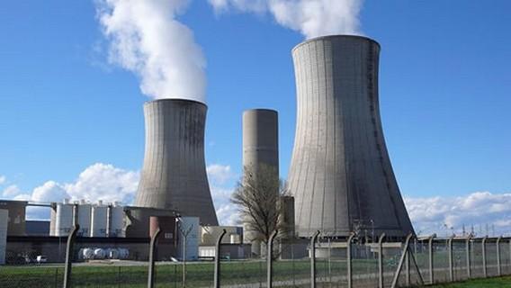 АЭС Трикастин Франция. Фото