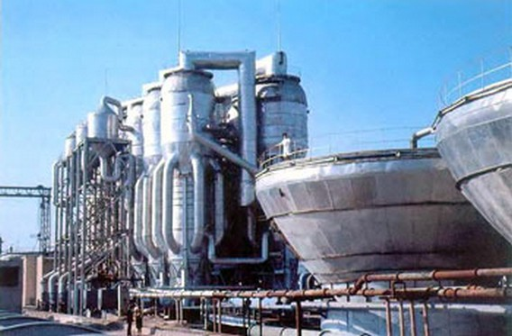 Актау АЭС опреснительные установки