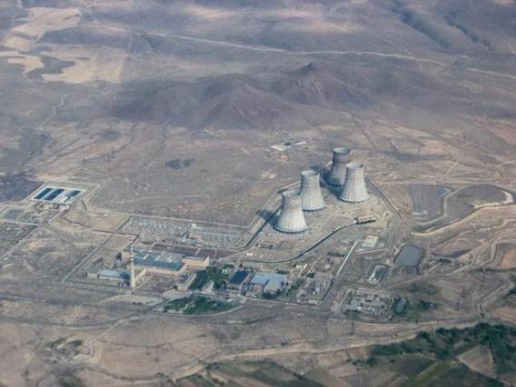 Армянская Мецаморская АЭС. Фото