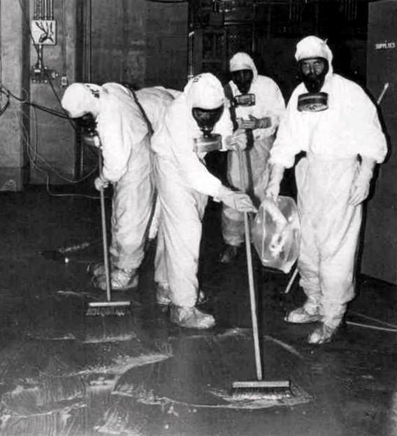 Авария на АЭС Три Майл Айленд.1979