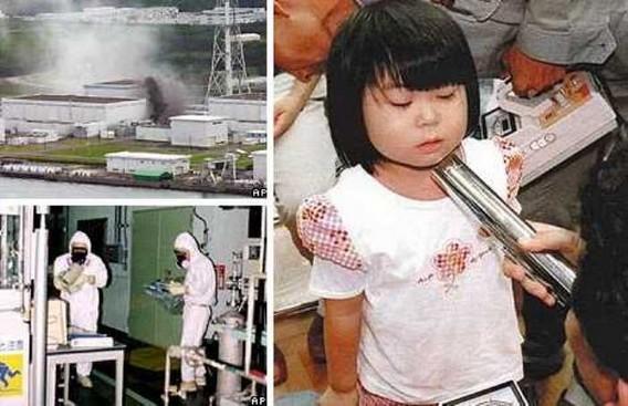 Авария на заводе Токаймура. Япония. 30 сентября 1999 года