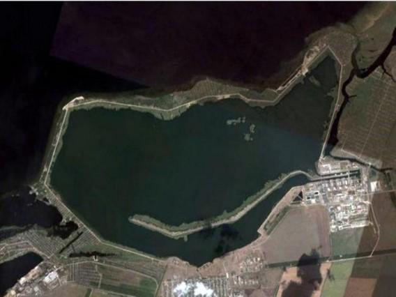 Балаковская АЭС пруд охладитель