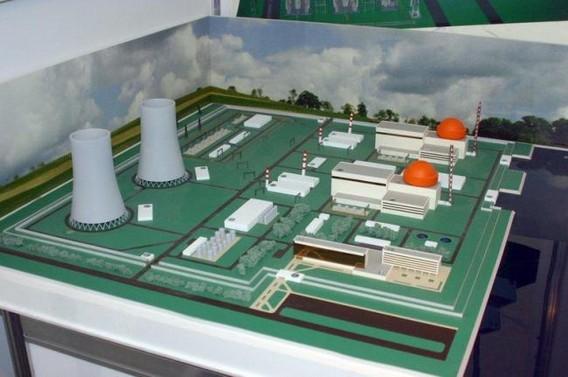 Белорусская АЭС схема фото
