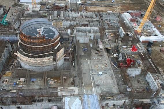 Белоярская АЭС фото 4 энергоблок