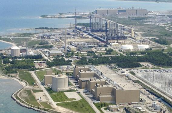 Bruce County - самая мощная АЭС Канады