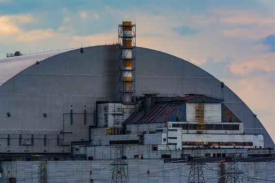 Чернобыльская АЭС новый саркофаг 2019