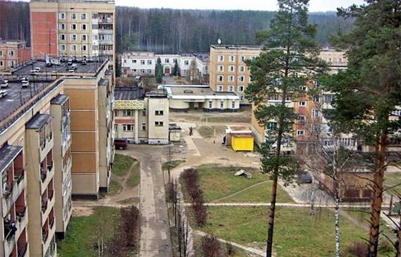 Чистые Боры - поселок близ планируемой Центральной АЭС