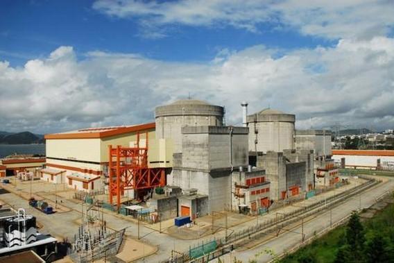 Дайябейская АЭС. Китай. Фото