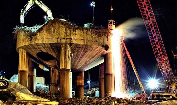 Демонтаж АЭС Янки Роу