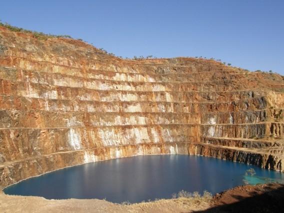 Добыча урана в Астралии