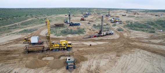 Добыча урана в Казахстане методом подземного выщелачивания