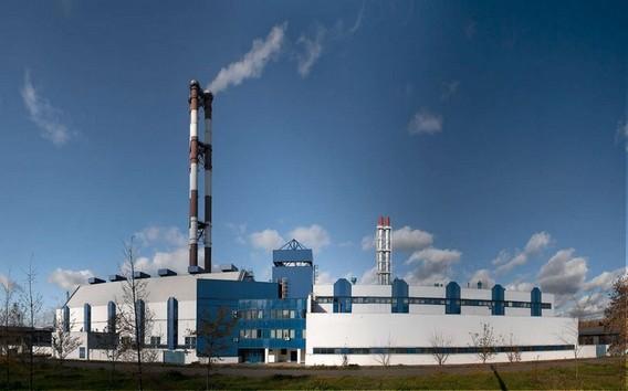 Электростанция в Азербайджане