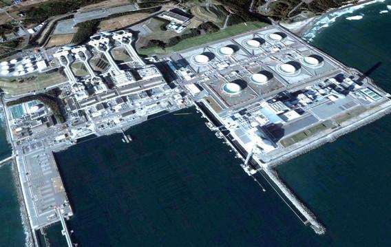 Фукусима 2 - вторая АЭС в японской Фукусиме