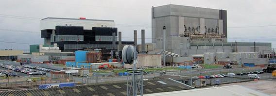 Хейшам - крупнейшая АЭС Великобритании