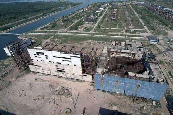 Хмельницкая АЭС строительство четвертого энергоблока. Фото.