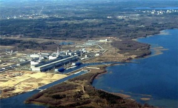 Игналинская АЭС фото