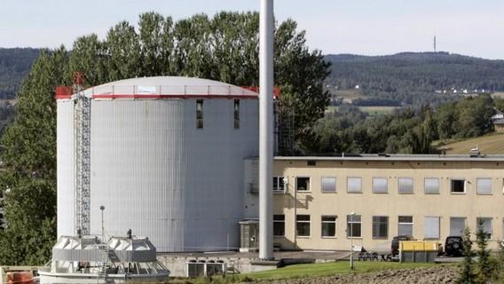Исследовательский реактор Халден