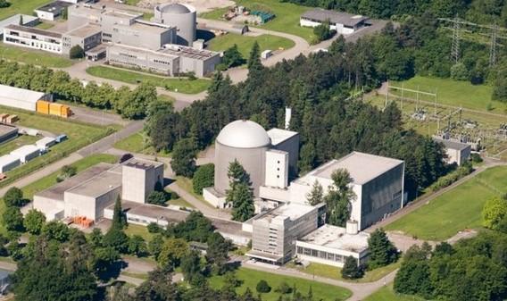 Исследовательский реактор Карлсруэ. Фото. Германия