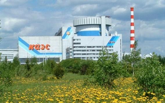 Калининская АЭС фото